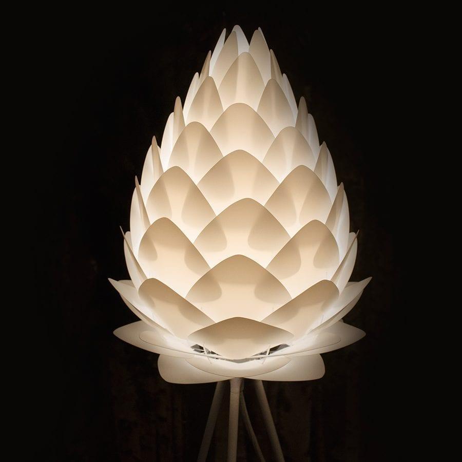 VITA Conia Mini Lampeskjerm Hvit-44555