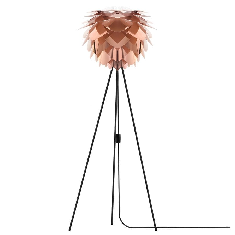 VITA Silvia Medium Lampeskjerm Kobber-44484