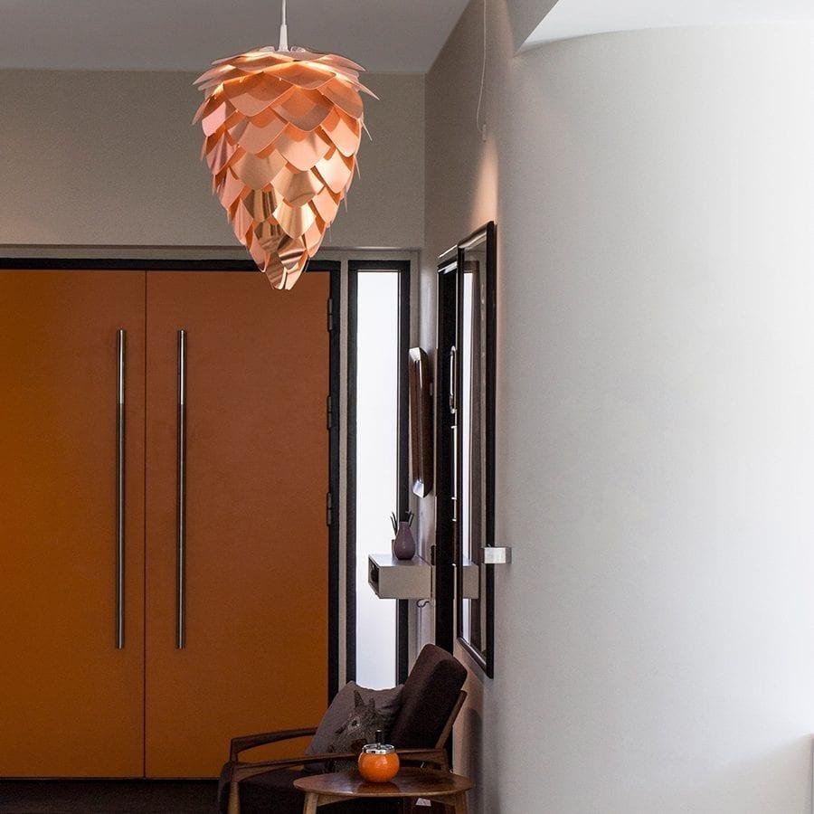 VITA Conia Medium Lampeskjerm Kobber-44531