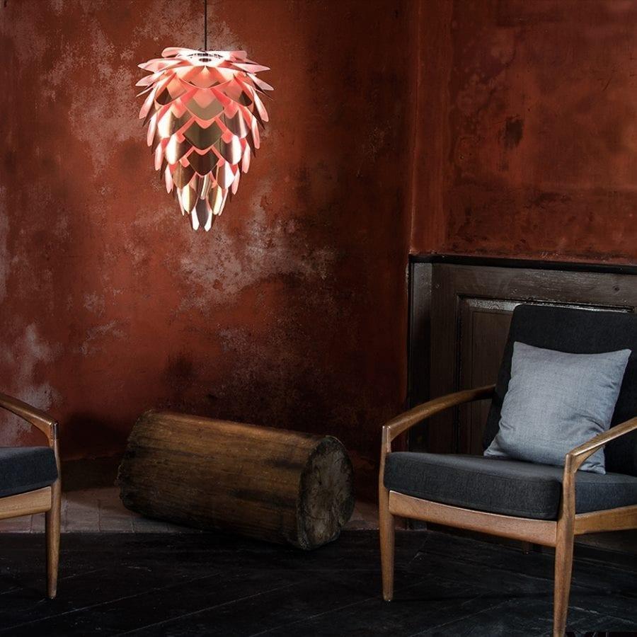 VITA Conia Medium Lampeskjerm Kobber-44535