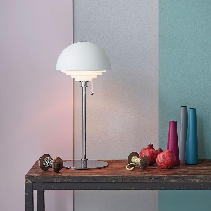 Herstal Motown Bordlampe 23 cm-42982