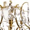 Barokk Pompe 5 Messing, 203-50561