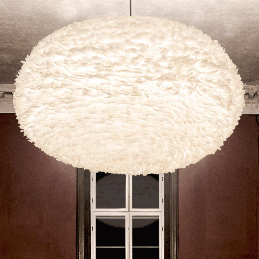 Vita Eos lampe hvit XXL | FINN.no