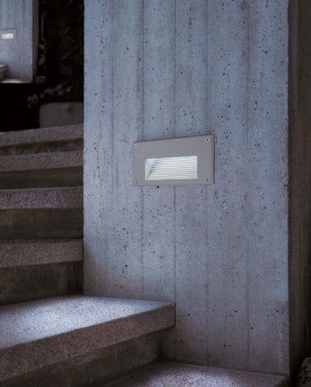 Brick LED Downunder Vegglampe-0