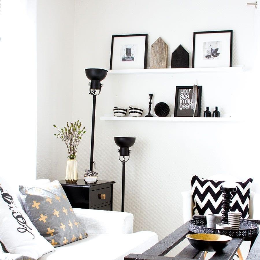 bloomingville lampe m arm. Black Bedroom Furniture Sets. Home Design Ideas