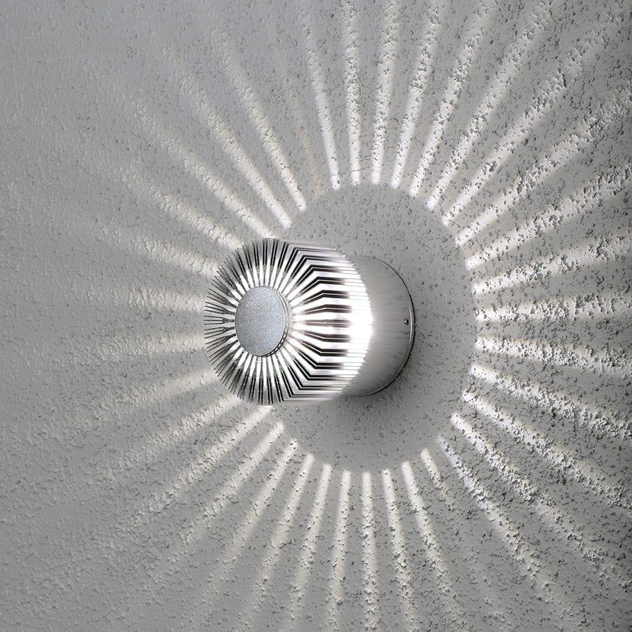 Monza LED Veggspot Spiral-40437