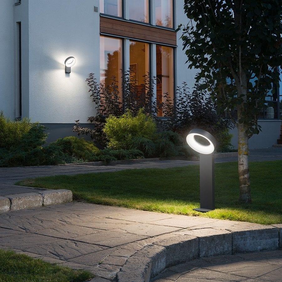 Asti LED Stolpe-41410