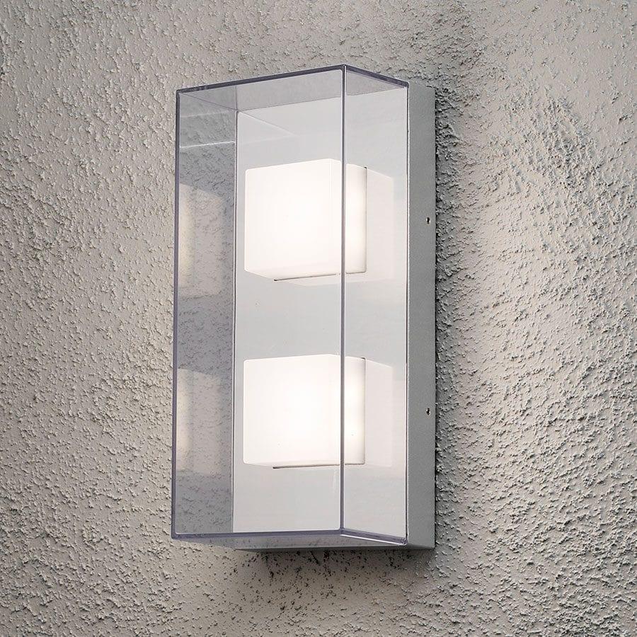 Sanremo LED Vegglampe Dobbel-0