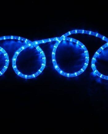 Konstsmide Ropelight 6 meter Blå-0