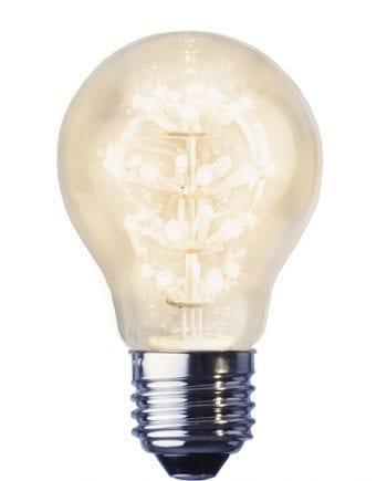 1,4W (=16W) E27 Decoration LED Varmhvit 2100K-0