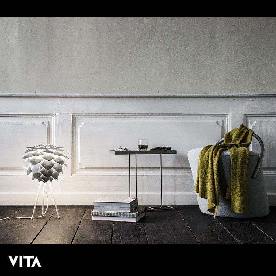 VITA Silvia Mini Lampeskjerm Stål-60304