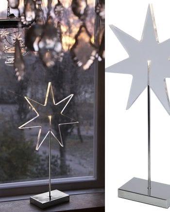 Karla LED Bord Stjerne 25 cm-0