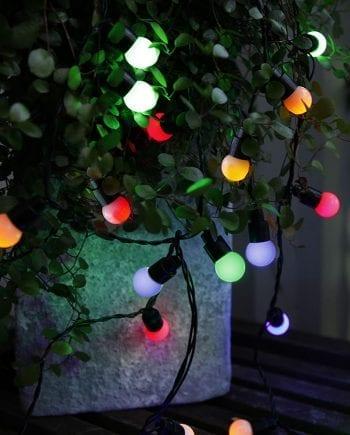 Berry LED Lysslynge 40 Lys-0