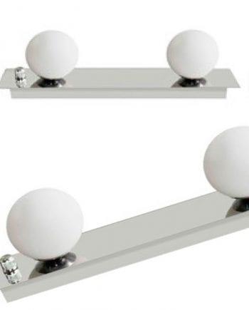 Broadway Vegglampe 2 m/Dimmer-0