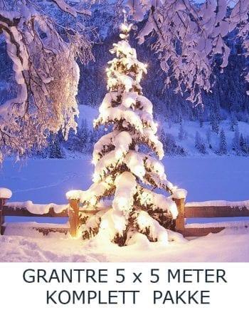 System LED Grantresett 5m-0