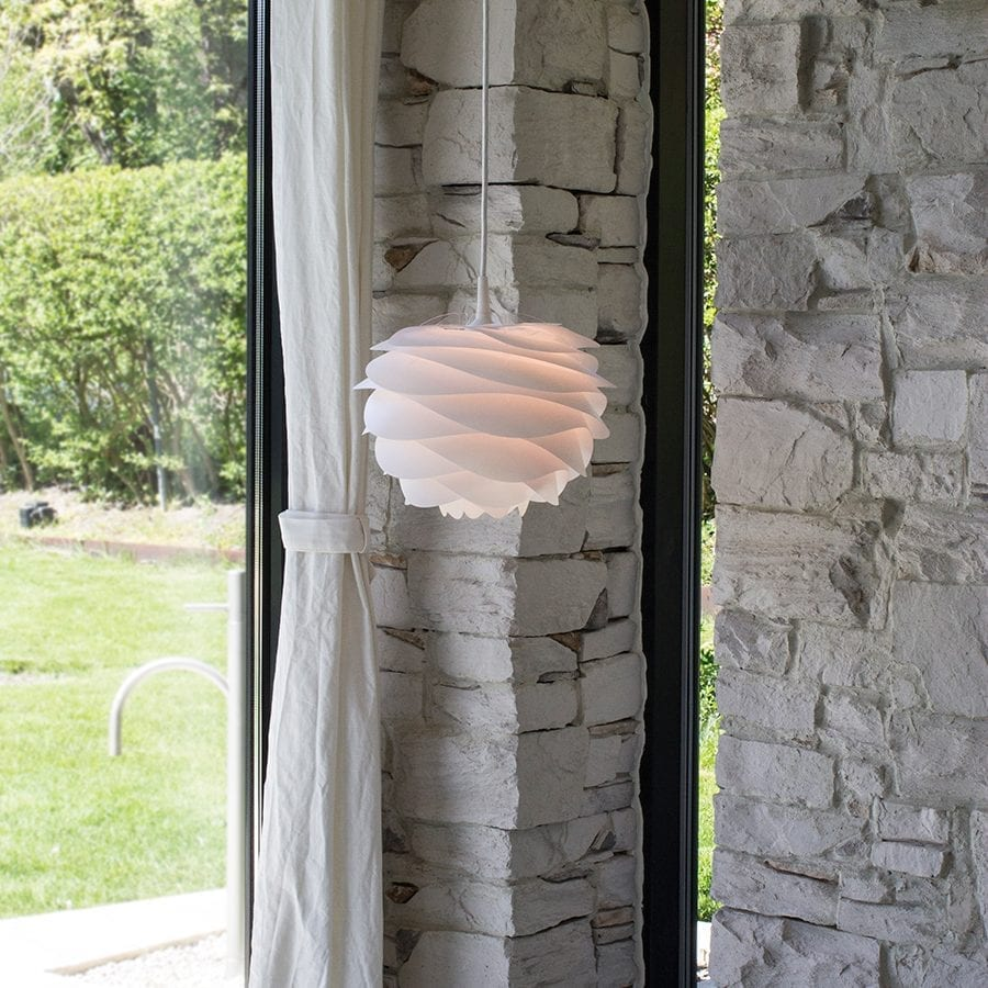 VITA Carmina Mini Lampeskjerm Hvit-44777