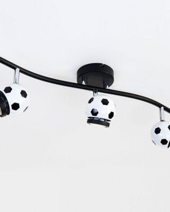 Fotball Taklampe Skinne-0