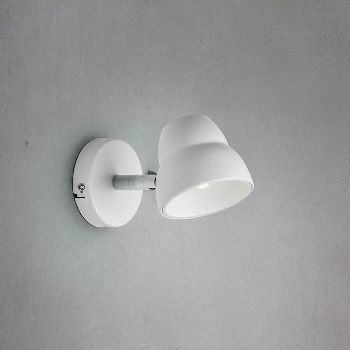 Herstal Fico LED Vegglampe Hvit-67516