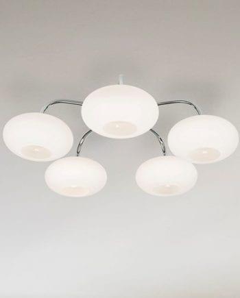 Bullo Plafond 5 Lys-0