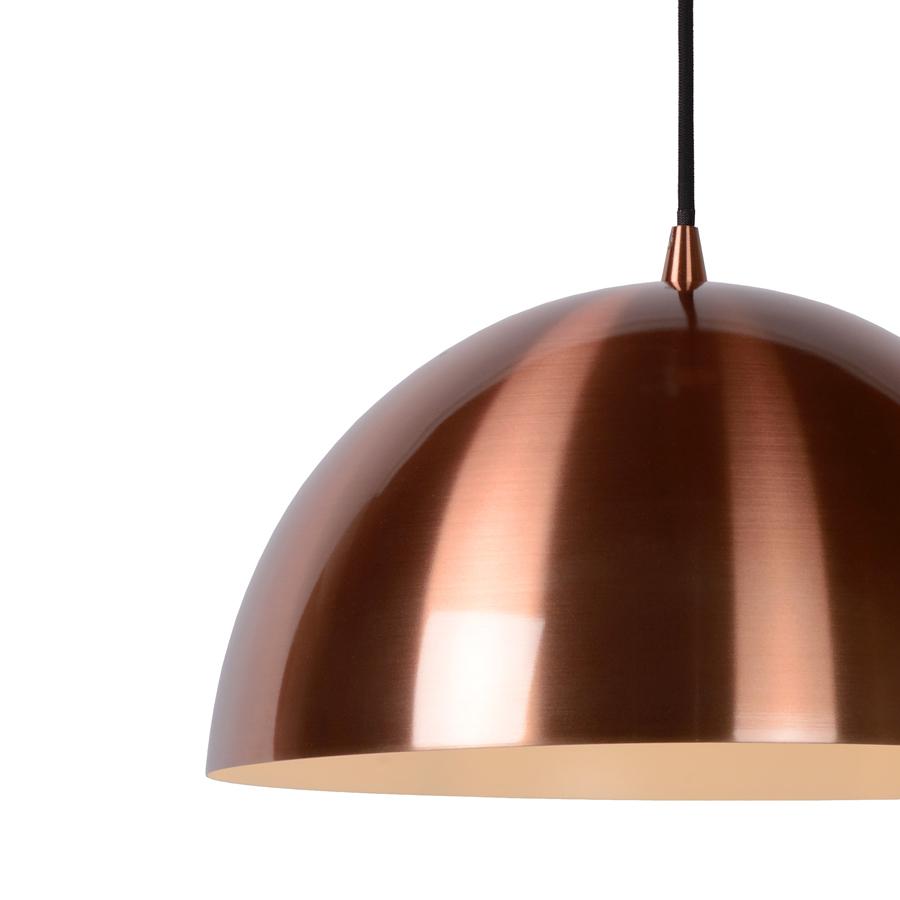 Ungdommelig Riva Taklampe Kobber 34/50/70 cm-46240 - Designbelysning.no TO-15
