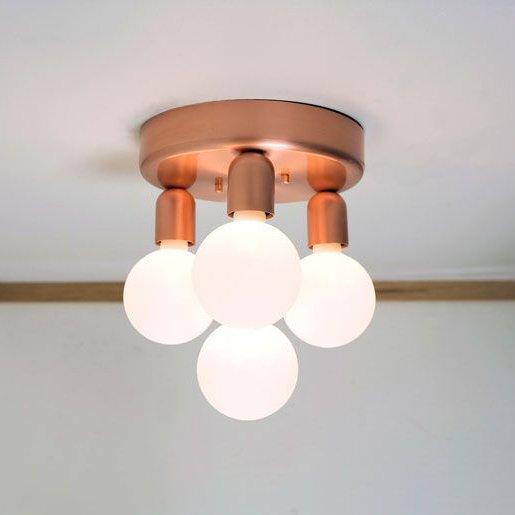 Regal Plafond 4 Lys-0