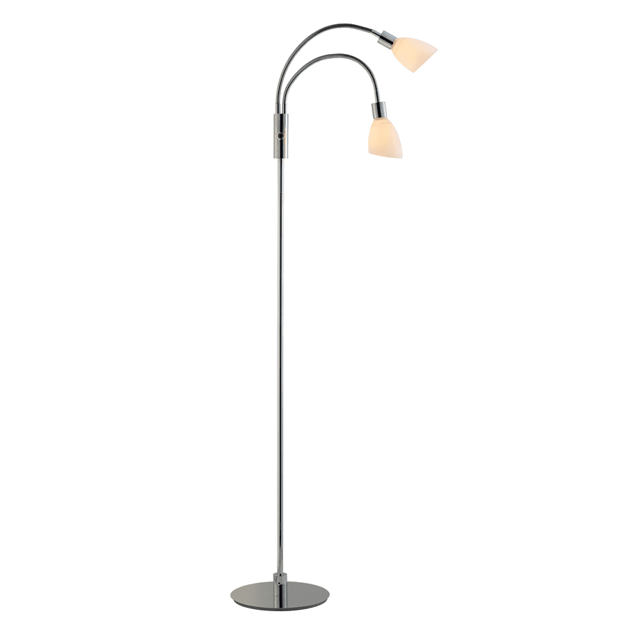Herstal Cut LED Gulvlampe Duo-47731