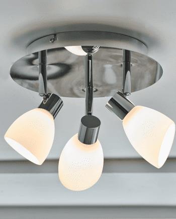 Herstal Cut LED Spot Trio-0