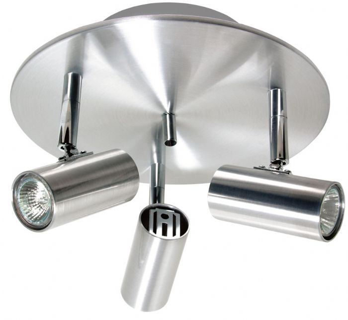 Cato 3 LED Spotlight Rundell-47307