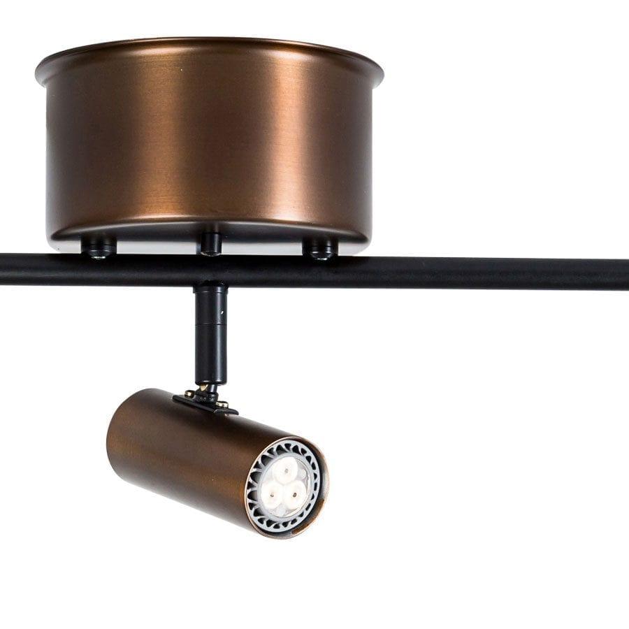 Cato 3 LED Spotlight-68457