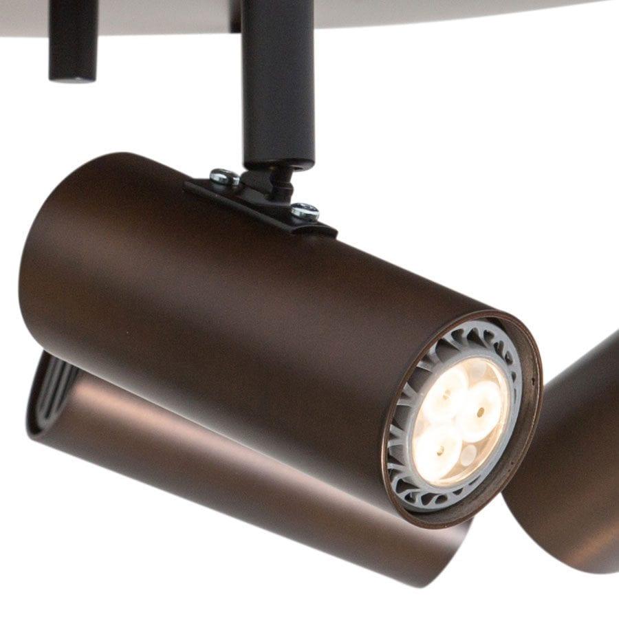Cato 5 LED Spotlight Rundell-68474