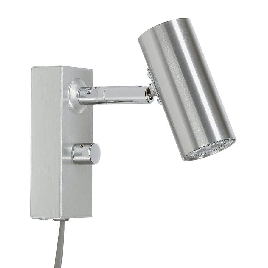 Cato LED Vegglampe Singel m/Dimmer-68374