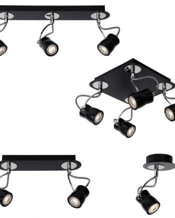 Samba LED Spot Sort-0