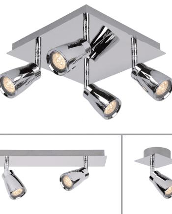 Lana LED Spot Krom-0
