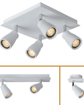 Lana LED Spot Hvit-0