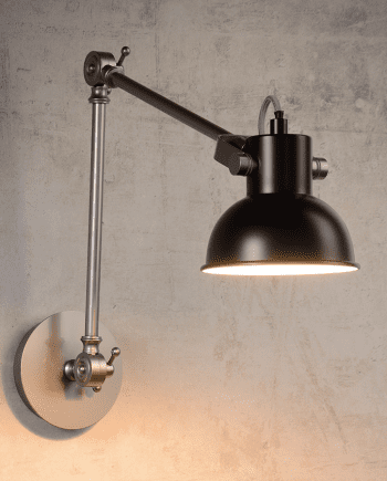 Crunch Vegglampe-0