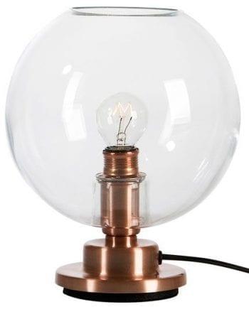 Gloria Bordlampe Kobber-0