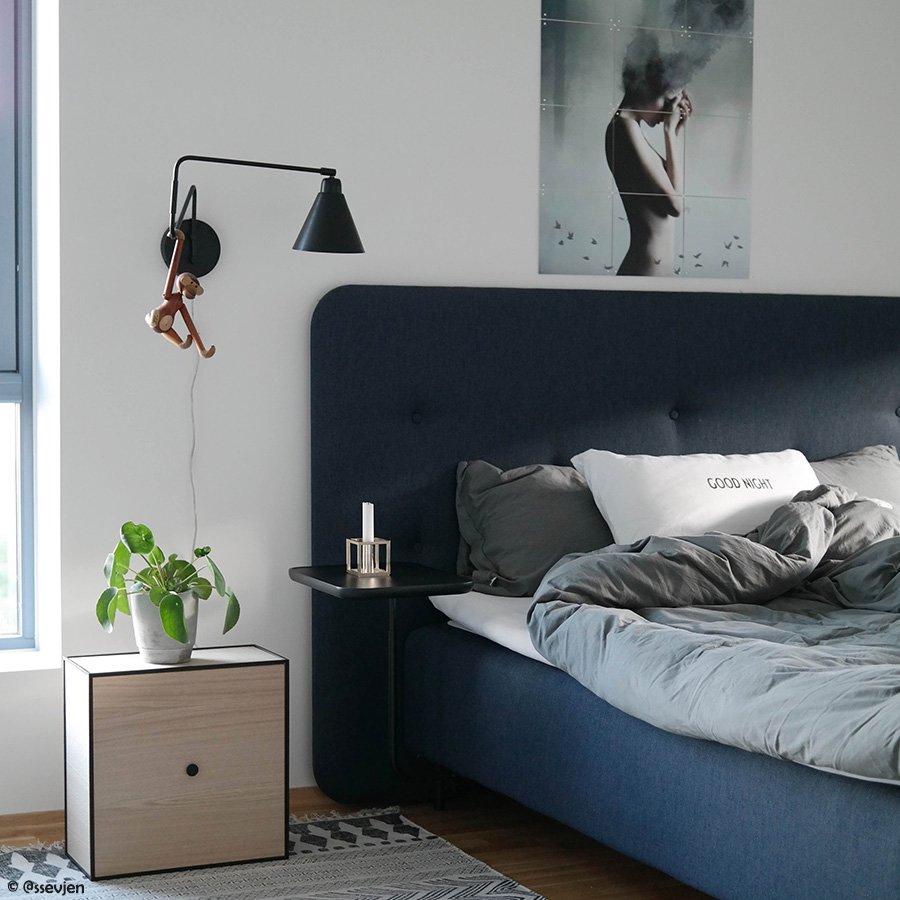 house doctor game vegglampe 70 cm. Black Bedroom Furniture Sets. Home Design Ideas
