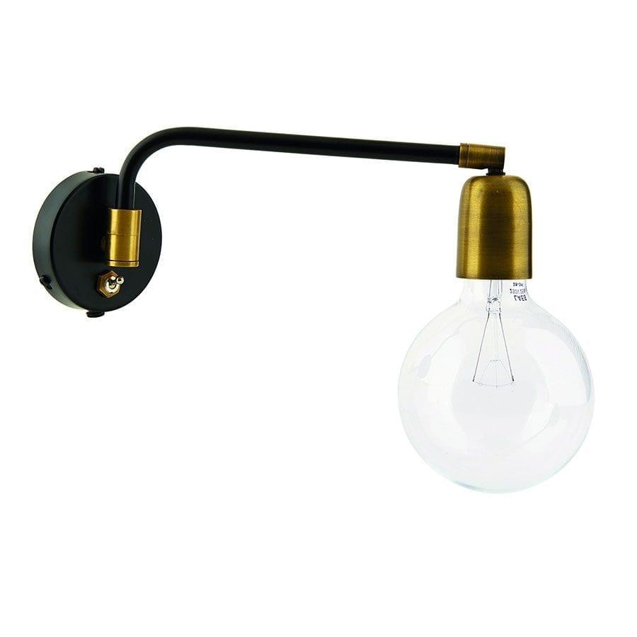 House Doctor Molecular Singel Vegglampe-68386
