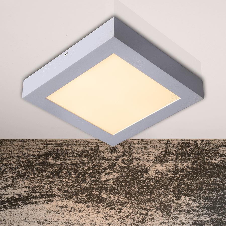 Brice-LED Plafond Kvadratisk-51602