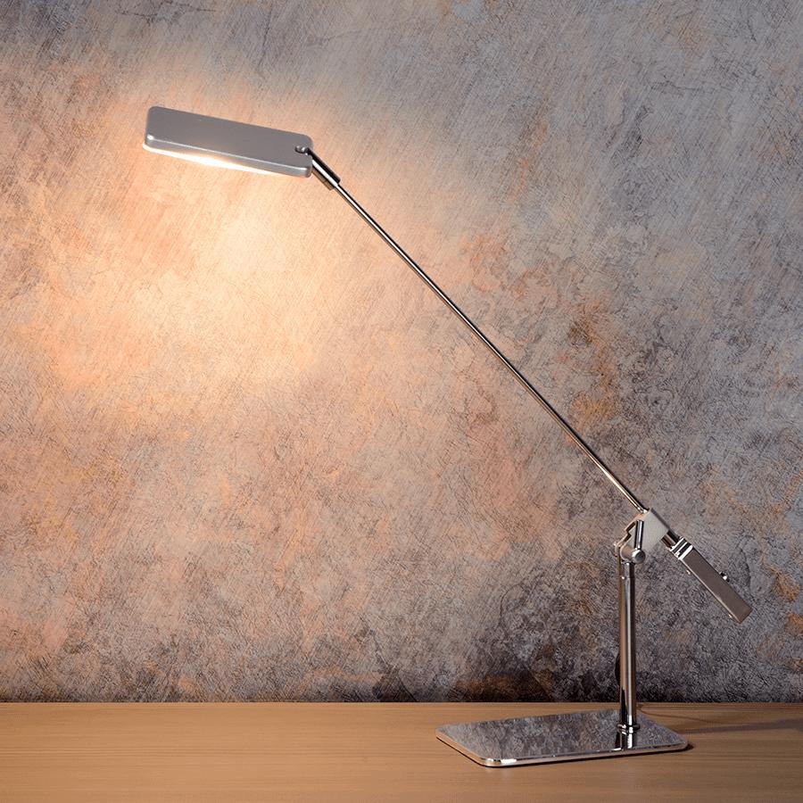 Stratos LED Bordlampe Firkantet-0