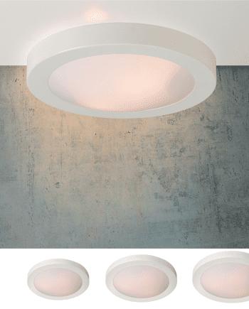 Fresh Taklampe Hvit-0