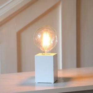 LYS lampefot i tre-63157