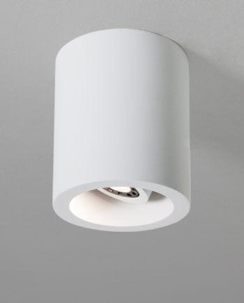 Osca 140 Round Adjustable LED Taklampe-0