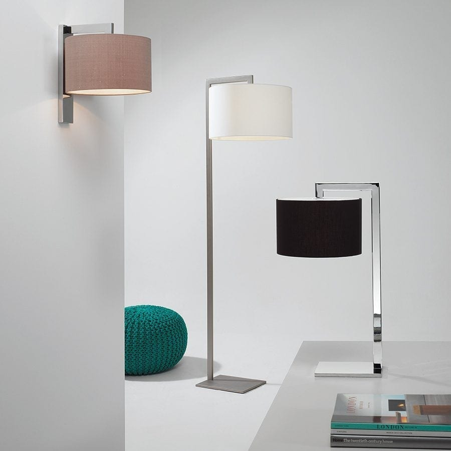 Ravello Vegglampe u/Skjerm-53400