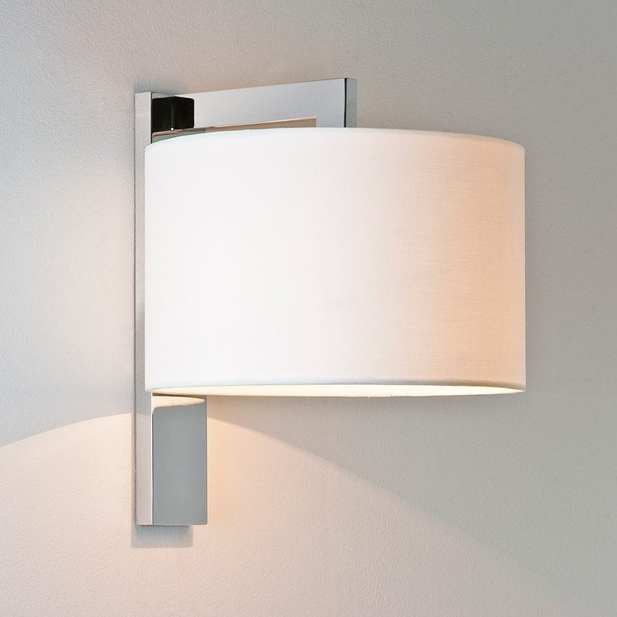 Ravello Vegglampe u/Skjerm-53399