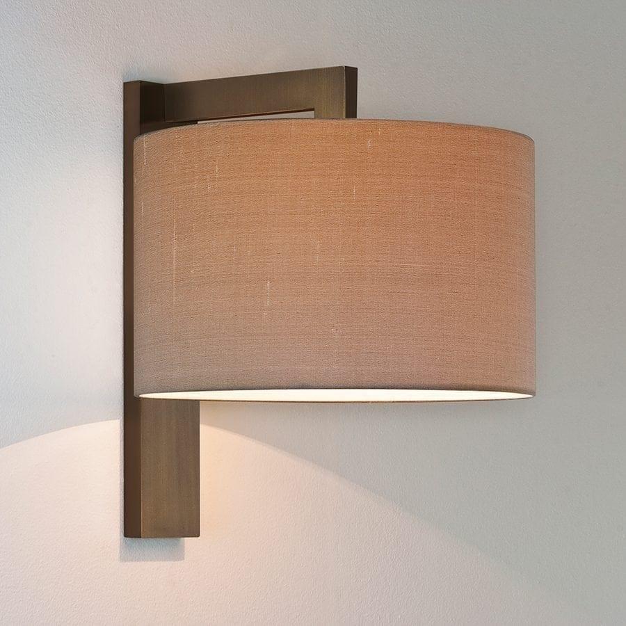 Ravello Vegglampe u/Skjerm-53403