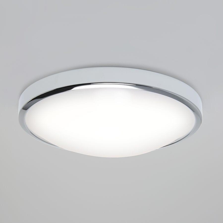 Osaka 350 LED Vegg-/Taklampe Krom-52861