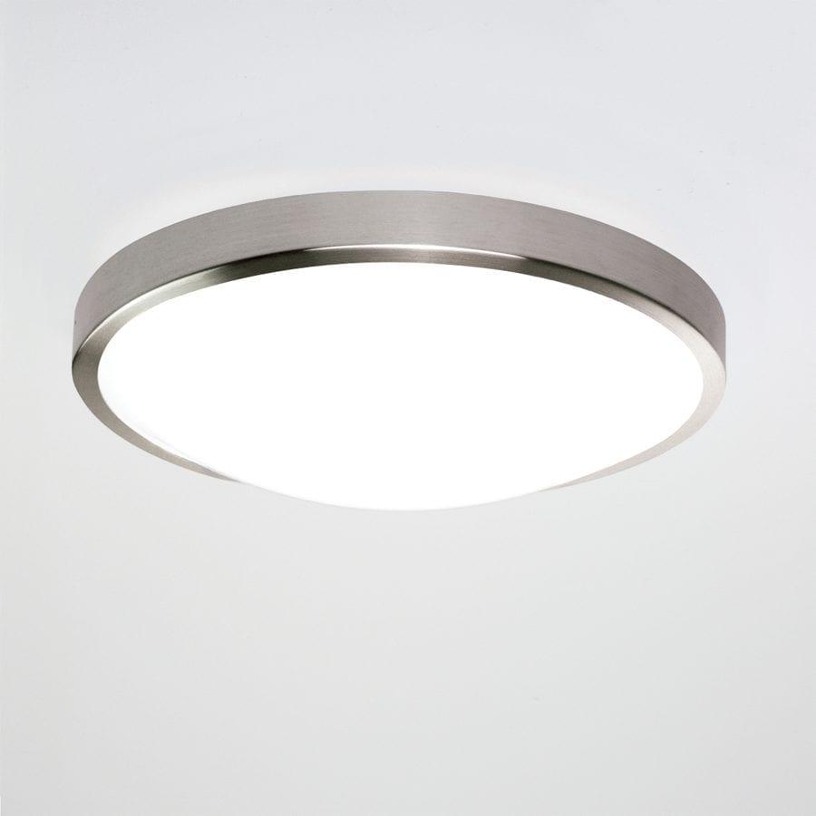 Osaka 350 LED Vegg-/Taklampe Børstet Stål-52855