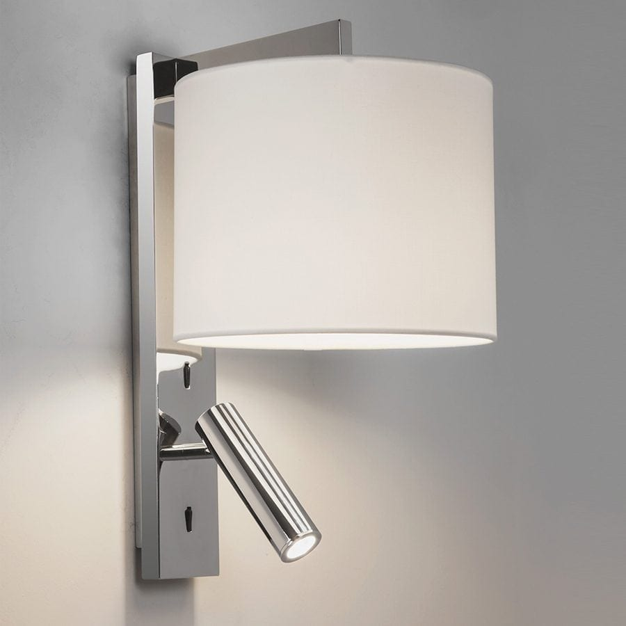 Ravello LED Vegglampe u/Skjerm-53419