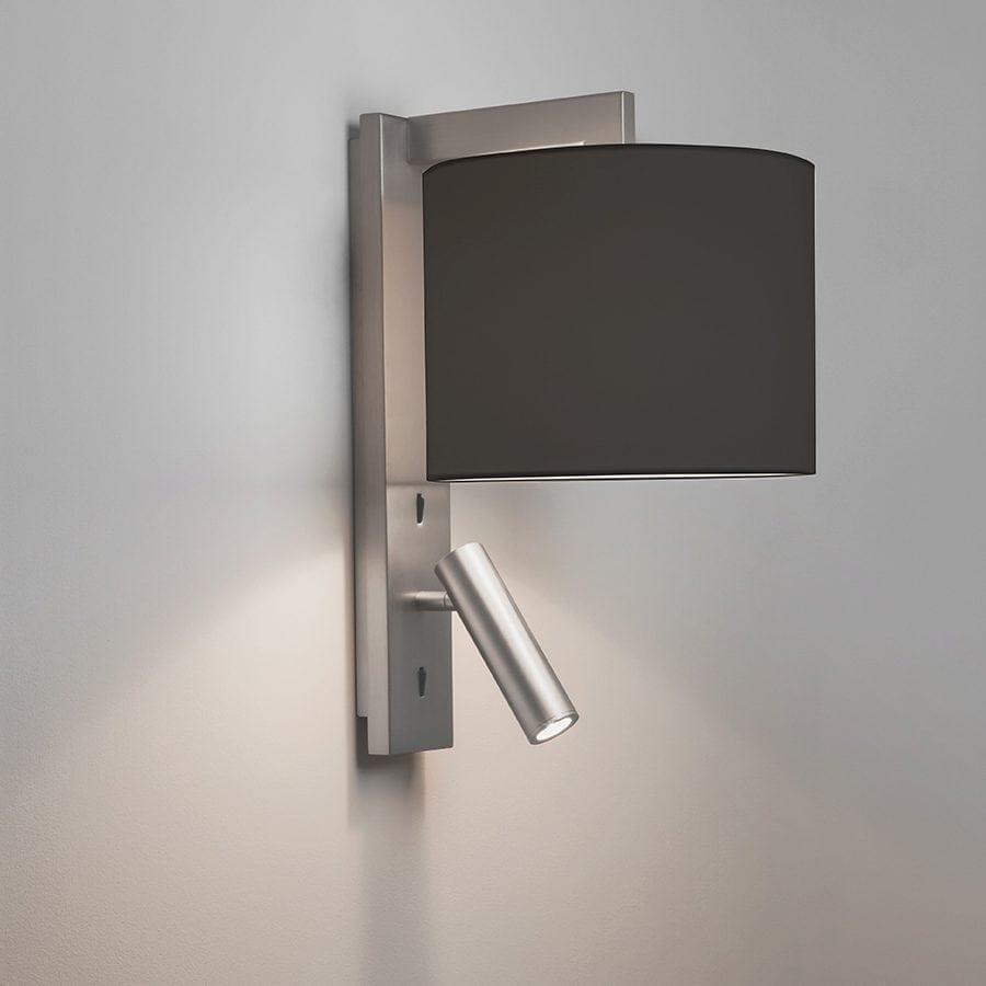 Ravello LED Vegglampe u/Skjerm-53415